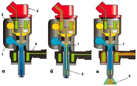 Двигатель на воде схема фото 836